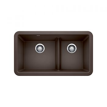 BLANCO 402333 - Ikon 33 1 ¾ LD Double Bowl Farmhouse Sink
