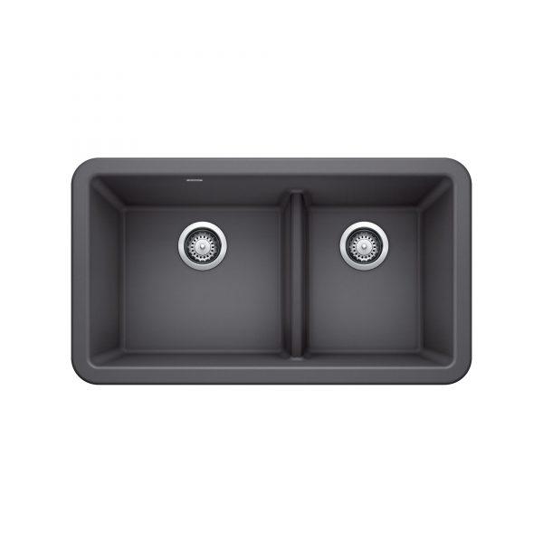 BLANCO 402334 - Ikon 33 1 ¾ LD Farmhouse Sink