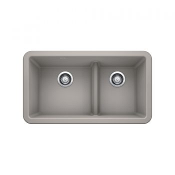 BLANCO 402338 - Ikon 33 1 ¾ LD Farmhouse Sink