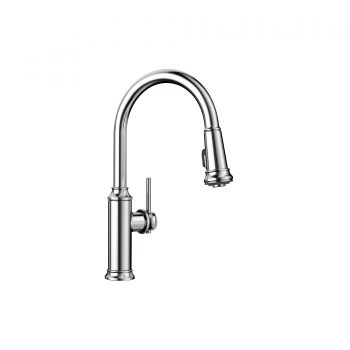 BLANCO 442501 - EMPRESSA Pull-down High Arc Kitchen Faucet