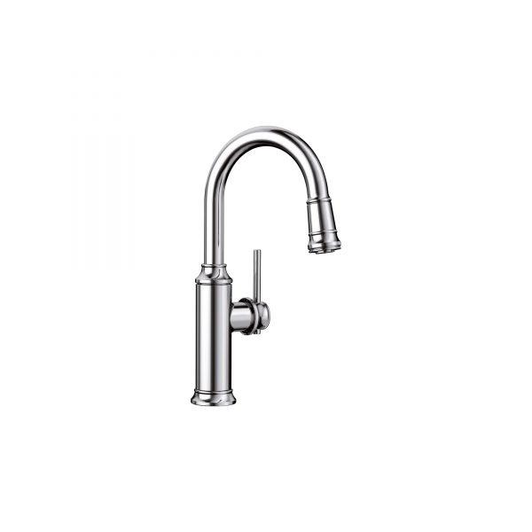 BLANCO 442512 - EMPRESSA Pull-down Bar/Prep Faucet