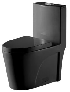 Kollezi O Jazz - One-piece Elongated Dual Flush Toilet