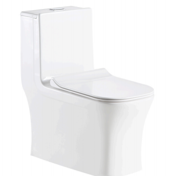 Kollezi O Trend - One-piece Elongated Dual Flush Toilet