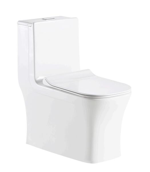 Kollezi O Trend - One-piece Elongated Dual Flush Toilet