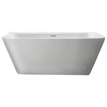 Akk13572 Aktuell – Wankell 59″x28″ Free Tradition Standing Tub – White