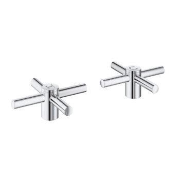 Grohe 18026003 – Cross Handles (Pair)