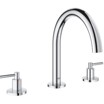 Grohe 18034003 – Lever Handles (Pair)