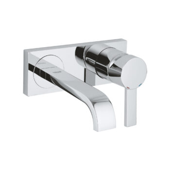 Grohe 1930000A – Single-Handle Wall Mount Faucet 4.5 L/min (1.2 gpm)
