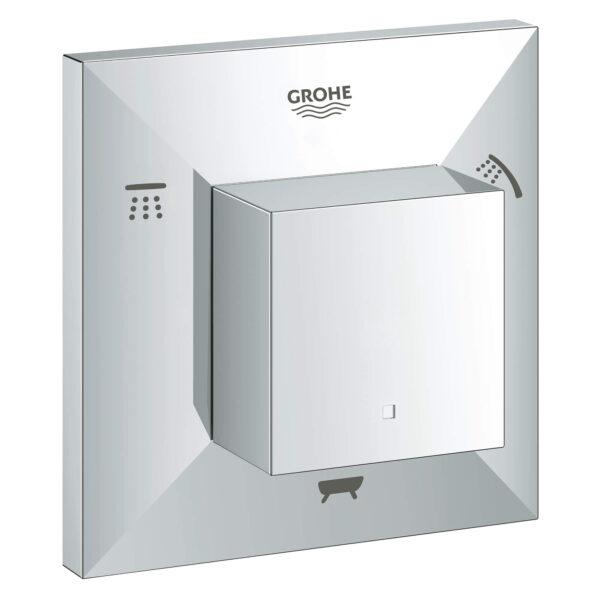 Grohe 19799000 - 3-Way Diverter Trim