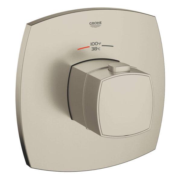 Grohe 19940EN0 - Custom Shower Thermostatic Valve Trim