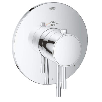 Grohe 19987001 – Single Function Thermostatic Valve Trim