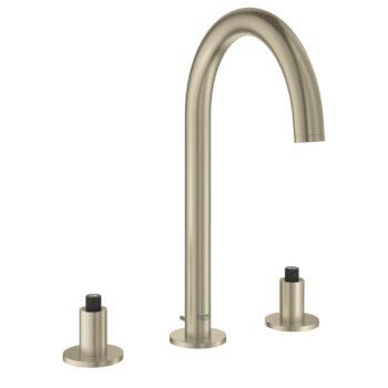 Grohe 20069EN3 – 8″ Widespread 2-Handle M-Size Bathroom Faucet 4.5 L/min (1.2 gpm)