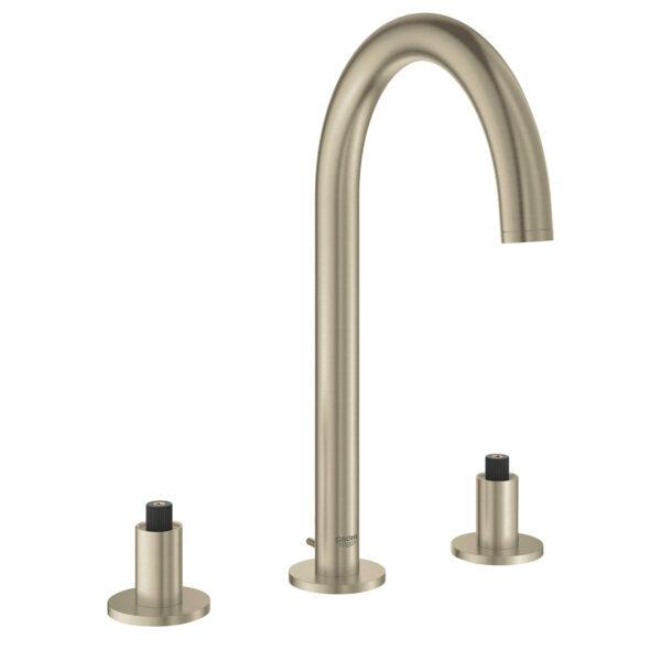 "Grohe 20069EN3 - 8"" Widespread 2-Handle M-Size Bathroom Faucet 4.5 L/min (1.2 gpm)"