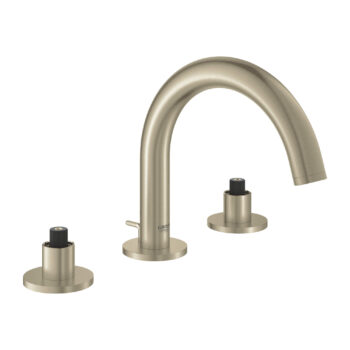 Grohe 20072EN3 – 8″ Widespread 2-Handle S-Size Bathroom Faucet 4.5 L/min (1.2 gpm)
