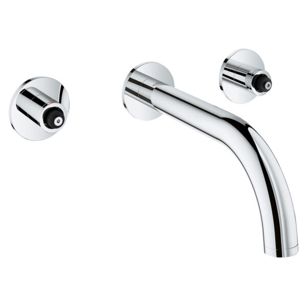 """Grohe 20173003 - 8"""" Widespread 2-Handle M-Size Bathroom Faucet 4.5 L/min (1.2 gpm)"""