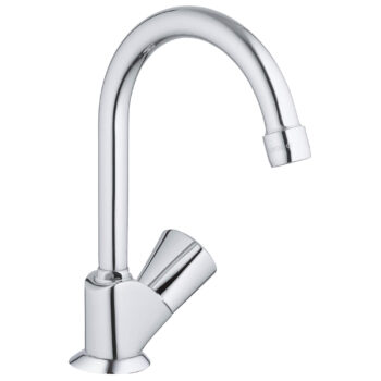 Grohe 20179001 – Classic II Single-Handle Pillar Tap Faucet 6.6 L/min (1.75 gpm)