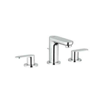 Grohe 2019900A – 8″ Widespread 2-Handle S-Size Bathroom Faucet 4.5 L/min (1.2 gpm)