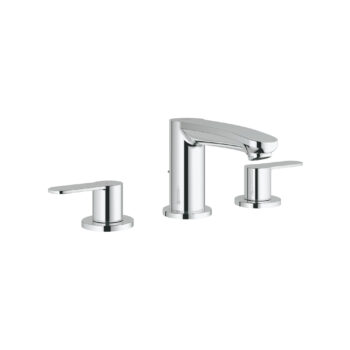 Grohe 2020900A – 8″ Widespread 2-Handle S-Size Bathroom Faucet 4.5 L/min (1.2 gpm)