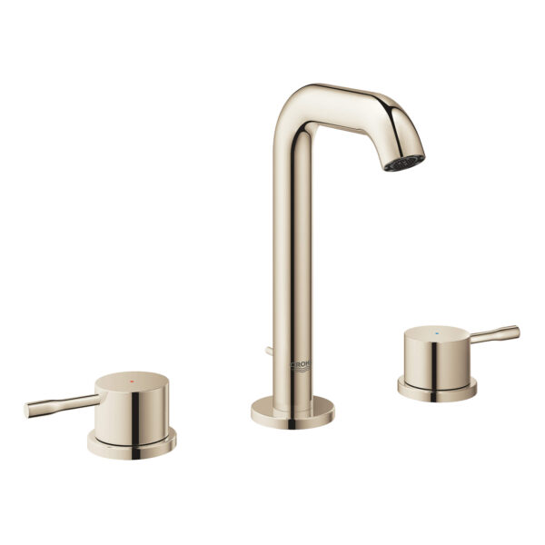 """Grohe 20297BEA - 8"""" Widespread 2-Handle M-Size Bathroom Faucet 4.5 L/min (1.2 gpm)"""