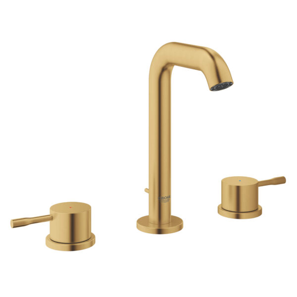 """Grohe 20297GNA - 8"""" Widespread 2-Handle M-Size Bathroom Faucet 4.5 L/min (1.2 gpm)"""