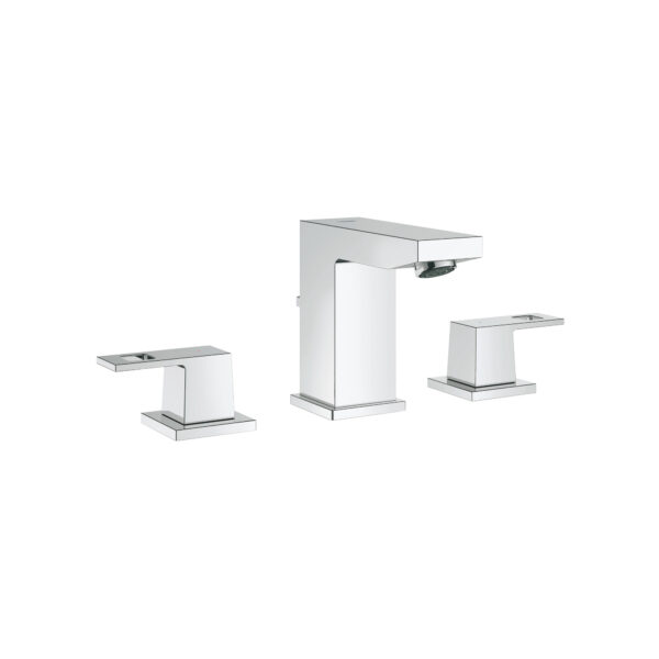 """Grohe 2037000A - 8"""" Widespread 2-Handle S-Size Bathroom Faucet 4.5 L/min (1.2 gpm)"""