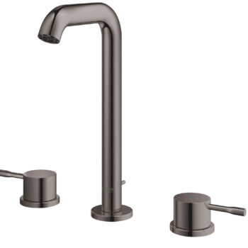Grohe 20431A0A – 8″ Widespread 2-Handle L-Size Bathroom Faucet 4.5 L/min (1.2 gpm)