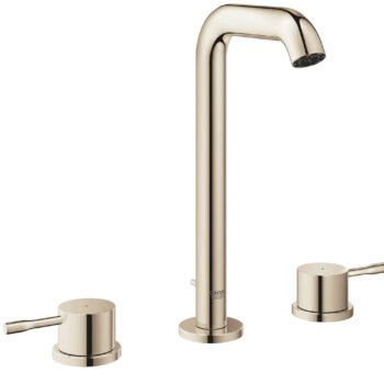 Grohe 20431BEA – 8″ Widespread 2-Handle L-Size Bathroom Faucet 4.5 L/min (1.2 gpm)
