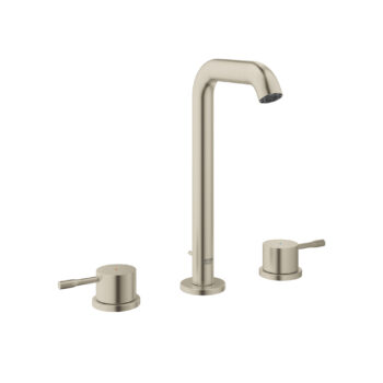 Grohe 20431ENA – 8″ Widespread 2-Handle L-Size Bathroom Faucet 4.5 L/min (1.2 gpm)