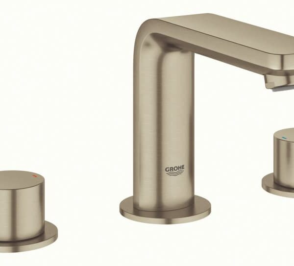 """Grohe 20578ENA - 8"""" Widespread 2-Handle M-Size Bathroom Faucet 4.5 L/min (1.2 gpm)"""