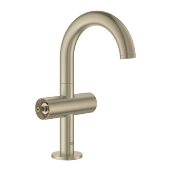 Grohe 21031EN3 – Single Hole Single-Handle M-Size Bathroom Faucet 4.5 L/min (1.2 gpm)
