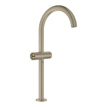 Grohe 21046EN3 – Single Hole Single-Handle Deck Mount Vessel Sink Faucet 4.5 L/min (1.2 gpm)