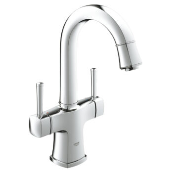 Grohe 2110800A – Single Hole 2-Handle L-Size Bathroom Faucet 4.5 L/min (1.2 gpm)