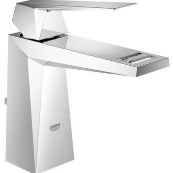 Grohe 2303400A – Single Hole Single-Handle M-Size Bathroom Faucet 4.5 L/min (1.2 gpm)