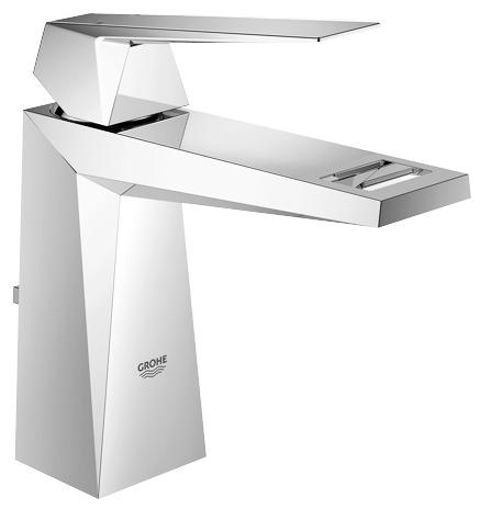 Grohe 2303400A - Single Hole Single-Handle M-Size Bathroom Faucet 4.5 L/min (1.2 gpm)