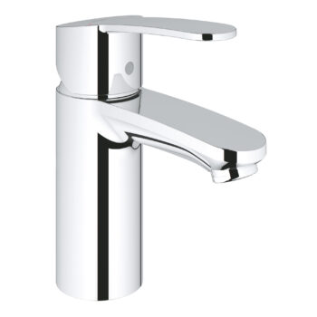 Grohe 2304200A – Single Hole Single-Handle S-Size Bathroom Faucet 4.5 L/min (1.2 gpm) Less Drain