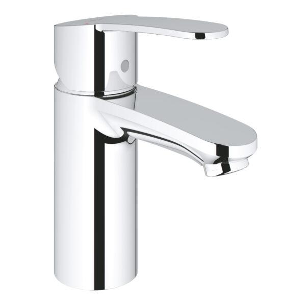 Grohe 2304200A - Single Hole Single-Handle S-Size Bathroom Faucet 4.5 L/min (1.2 gpm) Less Drain