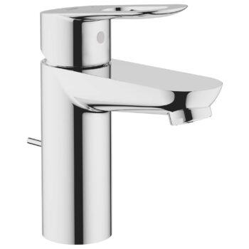 Grohe 23084000 – Single Hole Single-Handle S-Size Bathroom Faucet 5.7 L/min (1.5 gpm)