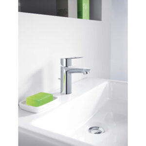 Grohe 23084000 - Single Hole Single-Handle S-Size Bathroom Faucet 5.7 L/min (1.5 gpm)