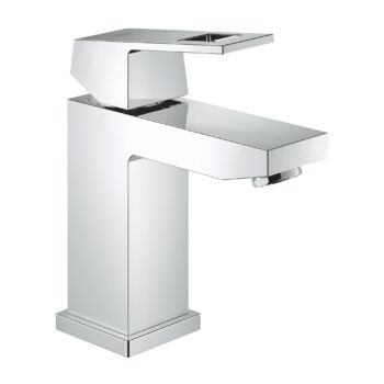 Grohe 2313300A – Single Hole Single-Handle S-Size Bathroom Faucet 4.5 L/min (1.2 gpm) Less Drain