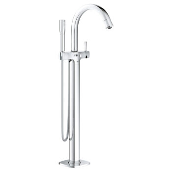 Grohe 2331800A – Single-Handle Freestanding Tub Faucet with 6.6 L/min (1.75 gpm) Hand Shower
