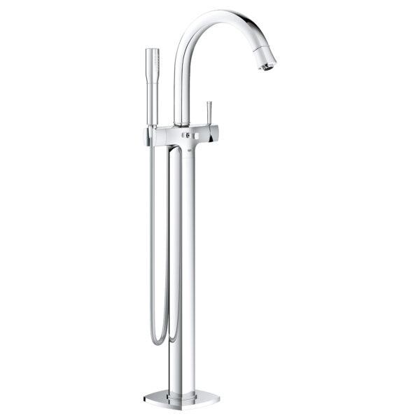 Grohe 2331800A - Single-Handle Freestanding Tub Faucet with 6.6 L/min (1.75 gpm) Hand Shower