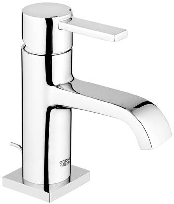 Grohe 2307700A - Single Hole Single-Handle M-Size Bathroom Faucet 4.5 L/min (1.2 gpm)