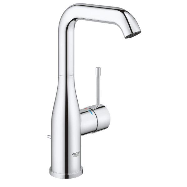 Grohe 2348600A - Single Hole Single-Handle L-Size Bathroom Faucet 4.5 L/min (1.2 gpm)