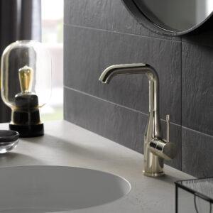 Grohe 23486BEA - Single Hole Single-Handle L-Size Bathroom Faucet 4.5 L/min (1.2 gpm)