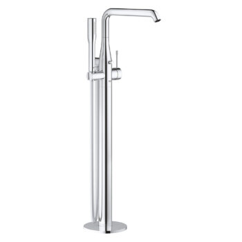 Grohe 2349100A – Single-Handle Freestanding Tub Faucet with 6.6 L/min (1.75 gpm) Hand Shower