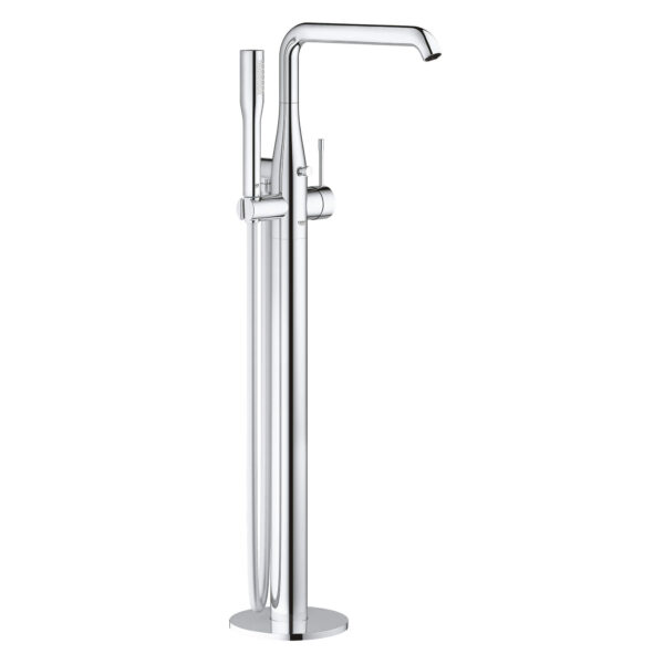 Grohe 2349100A - Single-Handle Freestanding Tub Faucet with 6.6 L/min (1.75 gpm) Hand Shower