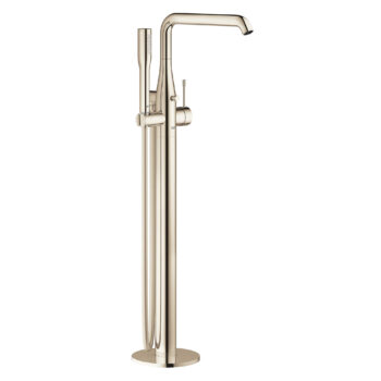 Grohe 23491BEA – Single-Handle Freestanding Tub Faucet with 6.6 L/min (1.75 gpm) Hand Shower