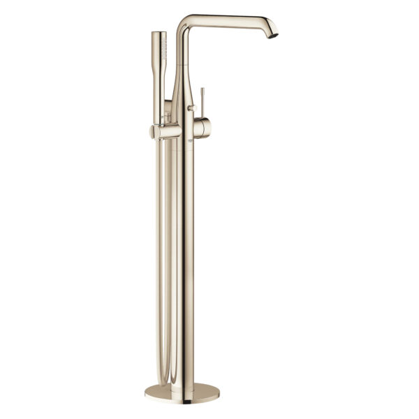Grohe 23491BEA - Single-Handle Freestanding Tub Faucet with 6.6 L/min (1.75 gpm) Hand Shower