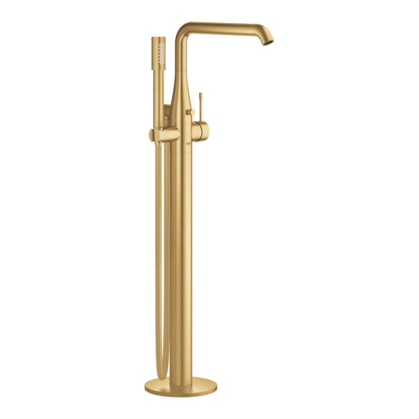 Grohe 23491GNA - Single-Handle Freestanding Tub Faucet with 6.6 L/min (1.75 gpm) Hand Shower