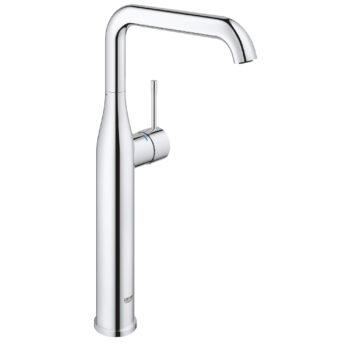 Grohe 2353800A – Single Hole Single-Handle Deck Mount Vessel Sink Faucet 4.5 L/min (1.2 gpm)